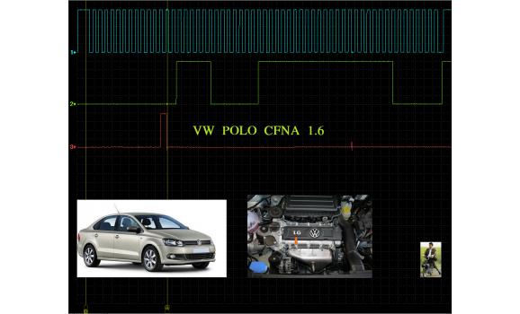 Good timing - CKP & CKM signal - Skoda - Fabia 2007-2014 : Image 1