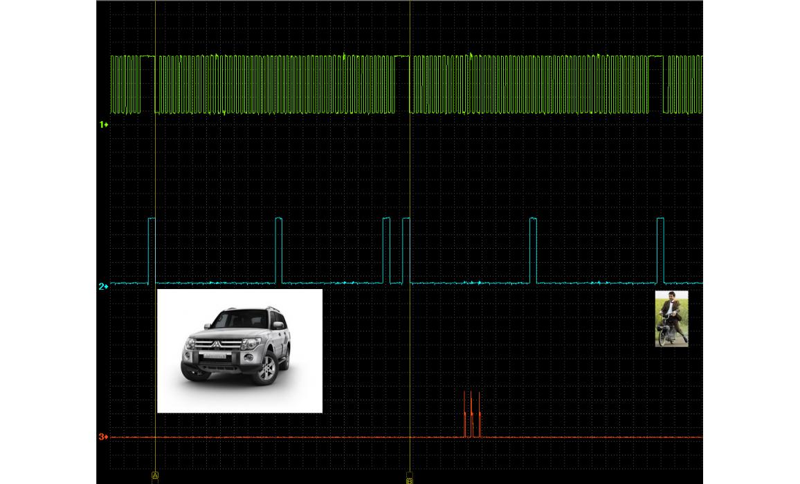 Good timing - CKP & CKM signal - Mitsubishi - Pajero 2006– : Image 2