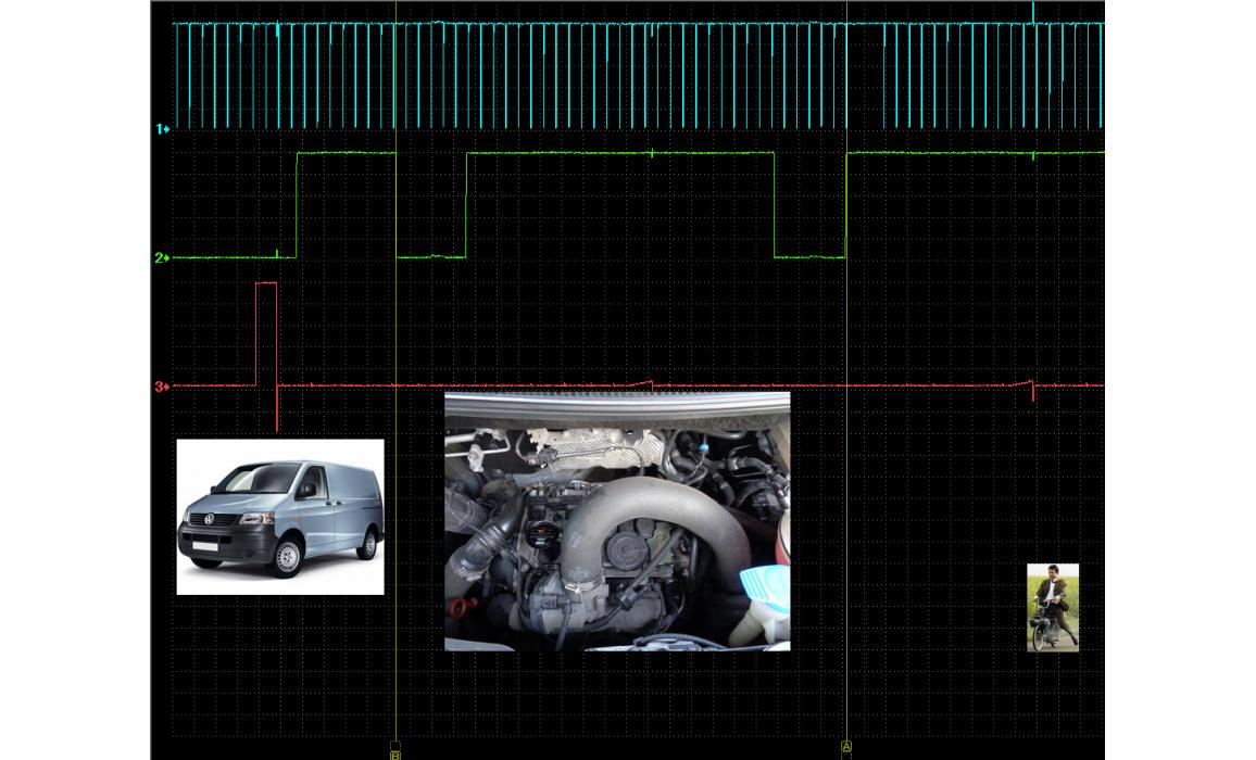 Good timing - CKP & CKM signal - VW - Transporter T5 2003–2016 : Image 1