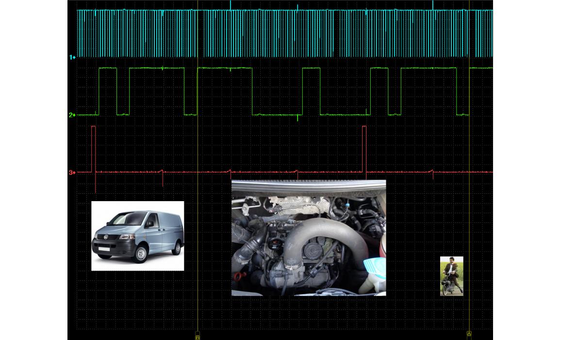 Good timing - CKP & CKM signal - VW - Transporter T5 2003–2016 : Image 2