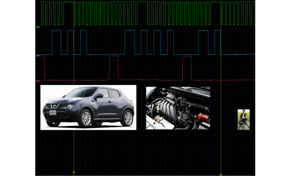 Good timing - CKP & CKM signal - Nissan - Juke 2010- : Image 2
