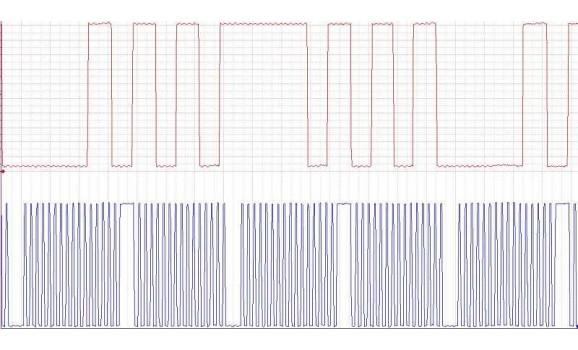 Эталон синхронизации - Сигнал ДПКВ + ДПРВ - Dodge - Caravan 2000 - 2007 : Image 1