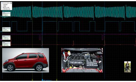 Good timing - CKP & CKM signal - Chery - IndiS / Beat / X1 2009-2015 : Image 1