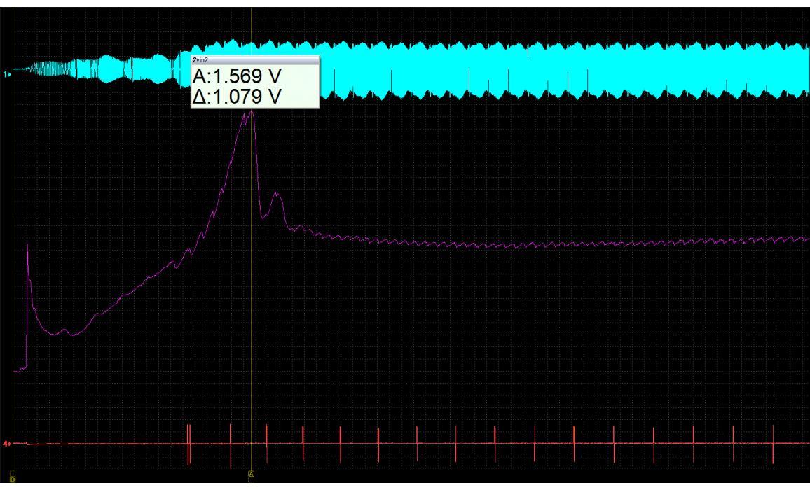 Good - Output voltage - Nissan - X-Trail 2007-2013 : Image 1