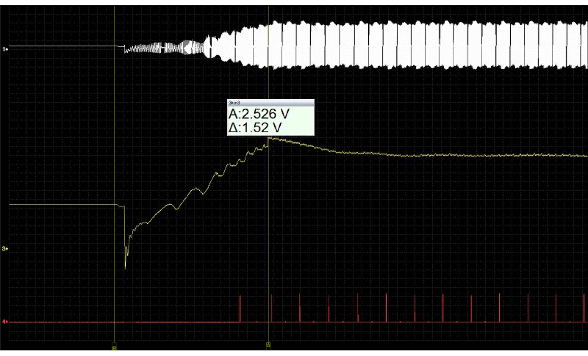 Good - Output voltage - Hyundai - HD78 2006- : Image 1