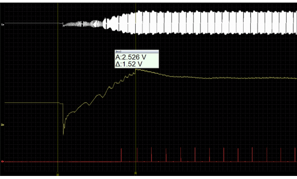Эталон - Выходное напряжение - Hyundai - HD78 2006- : Image 1