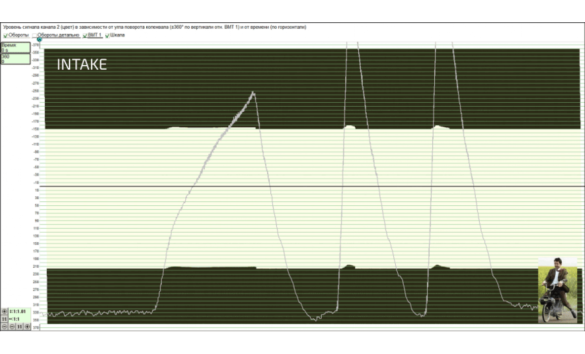 Good timing - CKP & CKM signal - Mitsubishi - ASX 2010- : Image 3