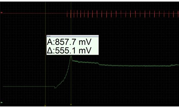 Эталон - Выходное напряжение - BMW - X5 E53 1999 - 2006 : Image 1