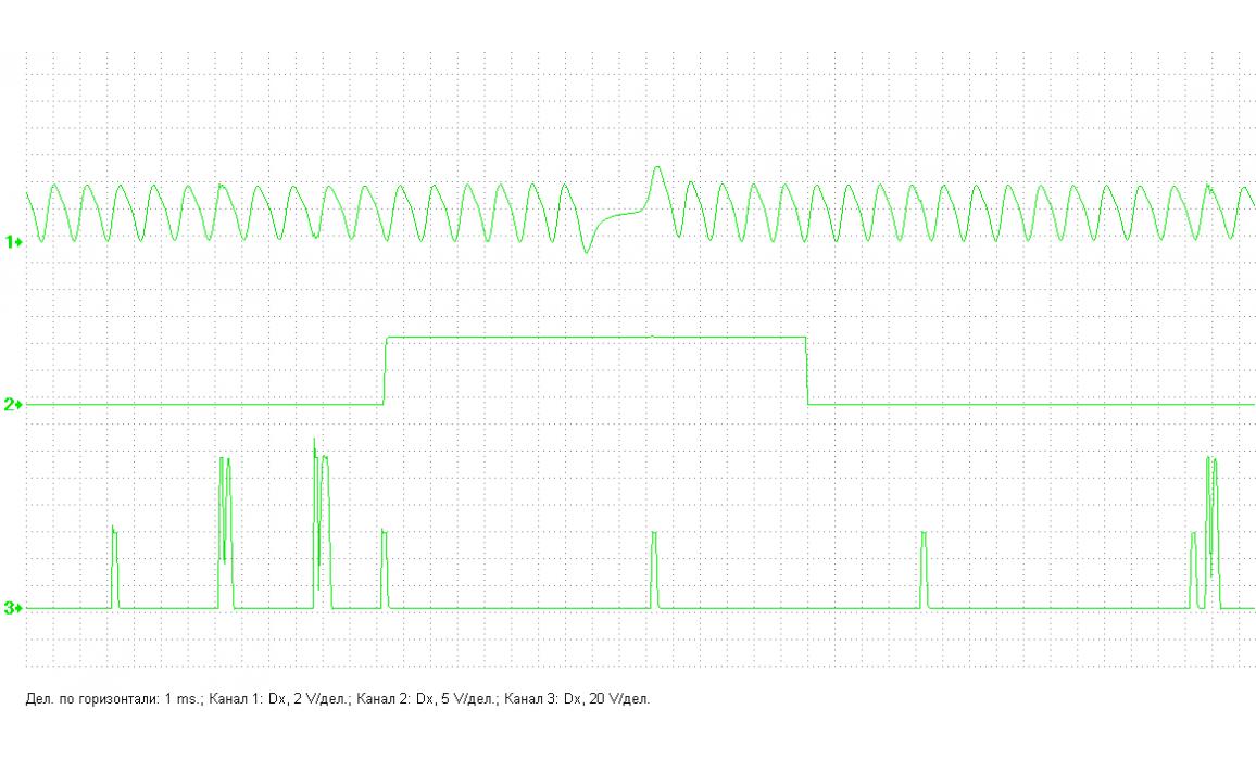 Good timing - CKP & CKM signal - Peugeot - Partner 2002-2008 : Image 1