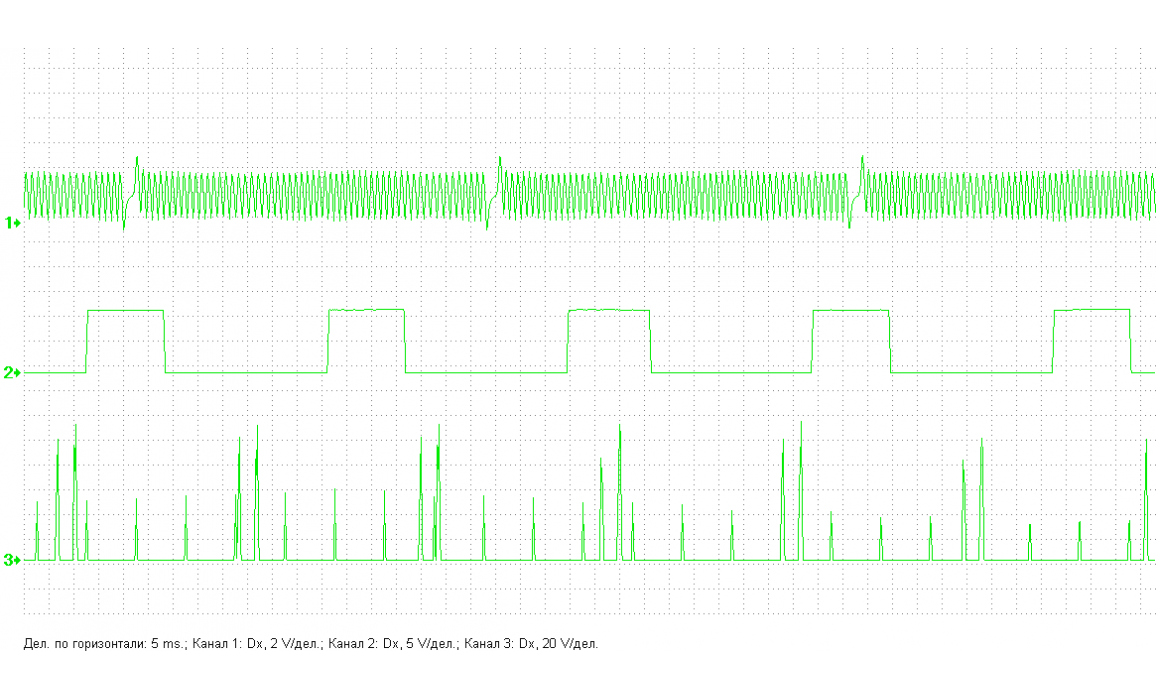 Good timing - CKP & CKM signal - Peugeot - Partner 2002-2008 : Image 2