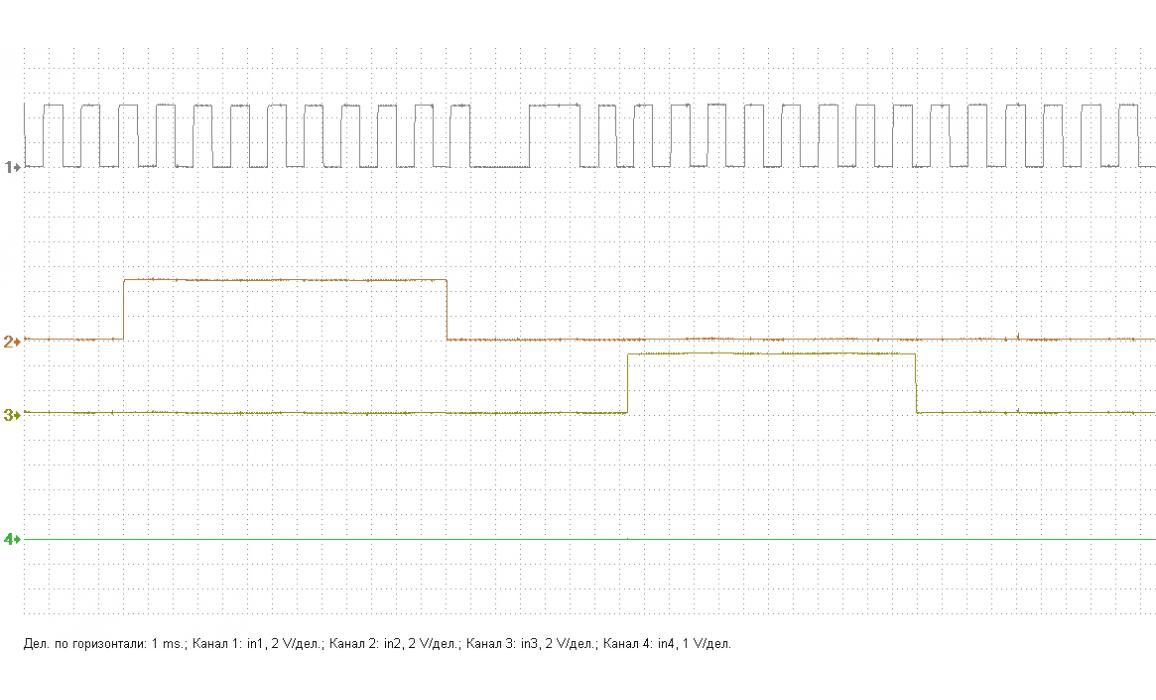Эталон синхронизации - Сигнал ДПКВ + ДПРВ - Chevrolet - Aveo 2011- : Image 1