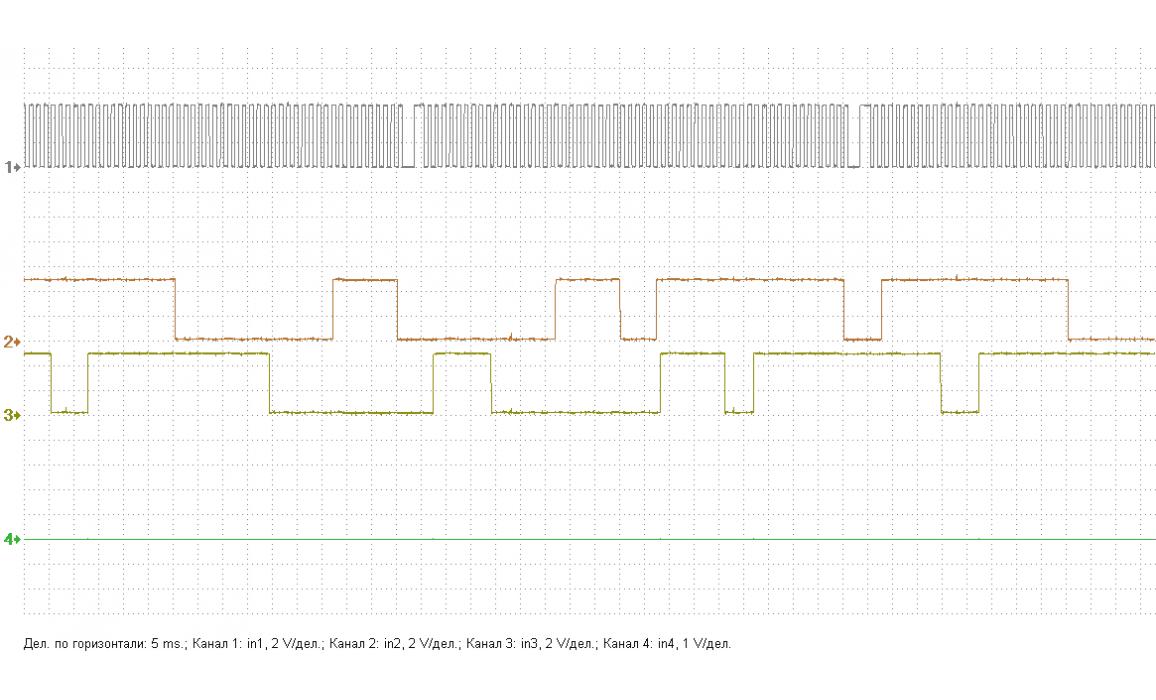 Эталон синхронизации - Сигнал ДПКВ + ДПРВ - Chevrolet - Aveo 2011- : Image 2