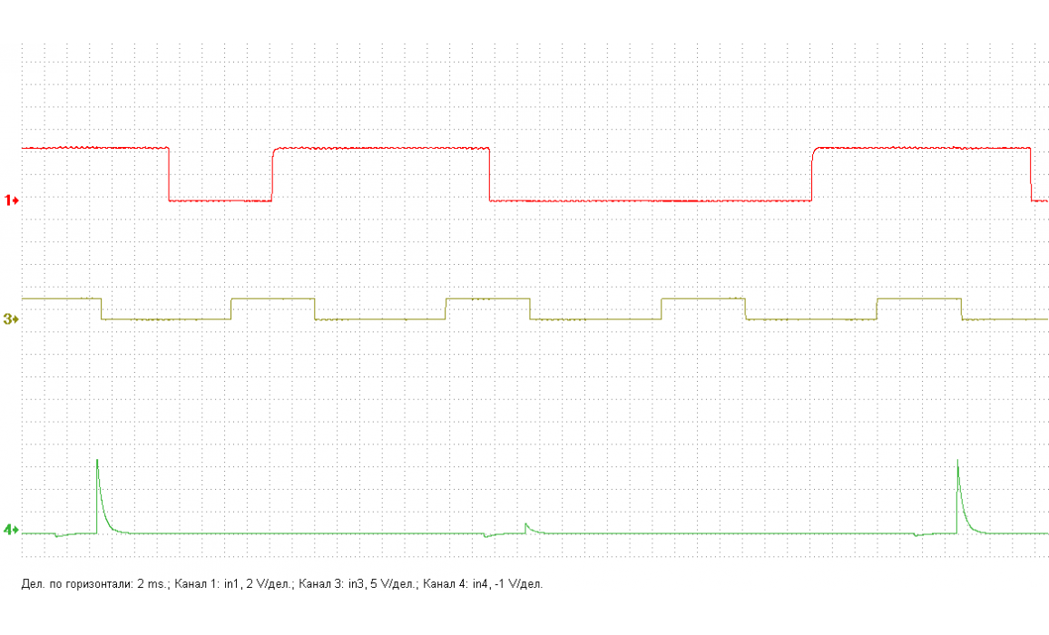 Good timing - CKP & CKM signal - Mitsubishi - Eclipse 1999-2005 : Image 1