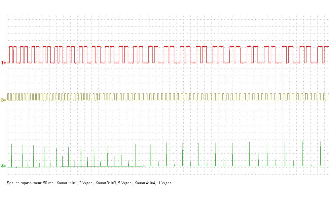 Good timing - CKP & CKM signal - Mitsubishi - Eclipse 1999-2005 : Image 2