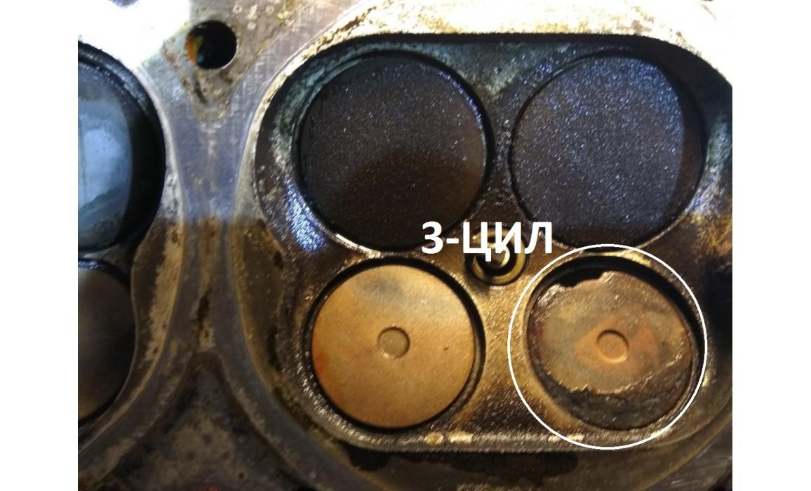 Неисправность системы газораспределения - Сигнал ДПКВ + Syncro - ГАЗ - 3302 Газель 1994-2010 : Image 3