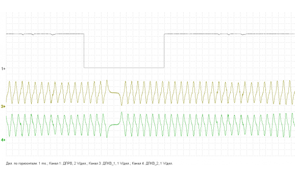 Good timing - CKP & CKM signal - Renault - Master II 1997-2010 : Image 1