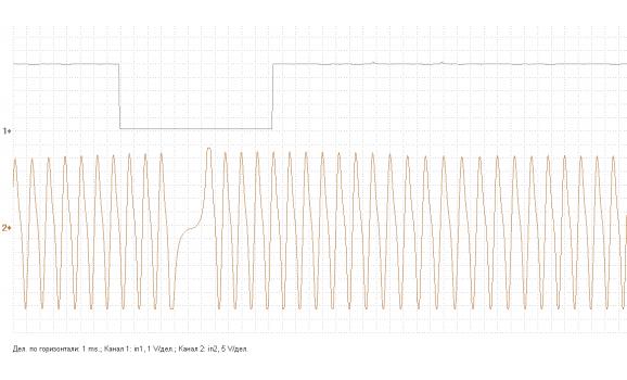 Good timing - CKP & CKM signal - Renault - Kangoo I 1997-2007 : Image 1