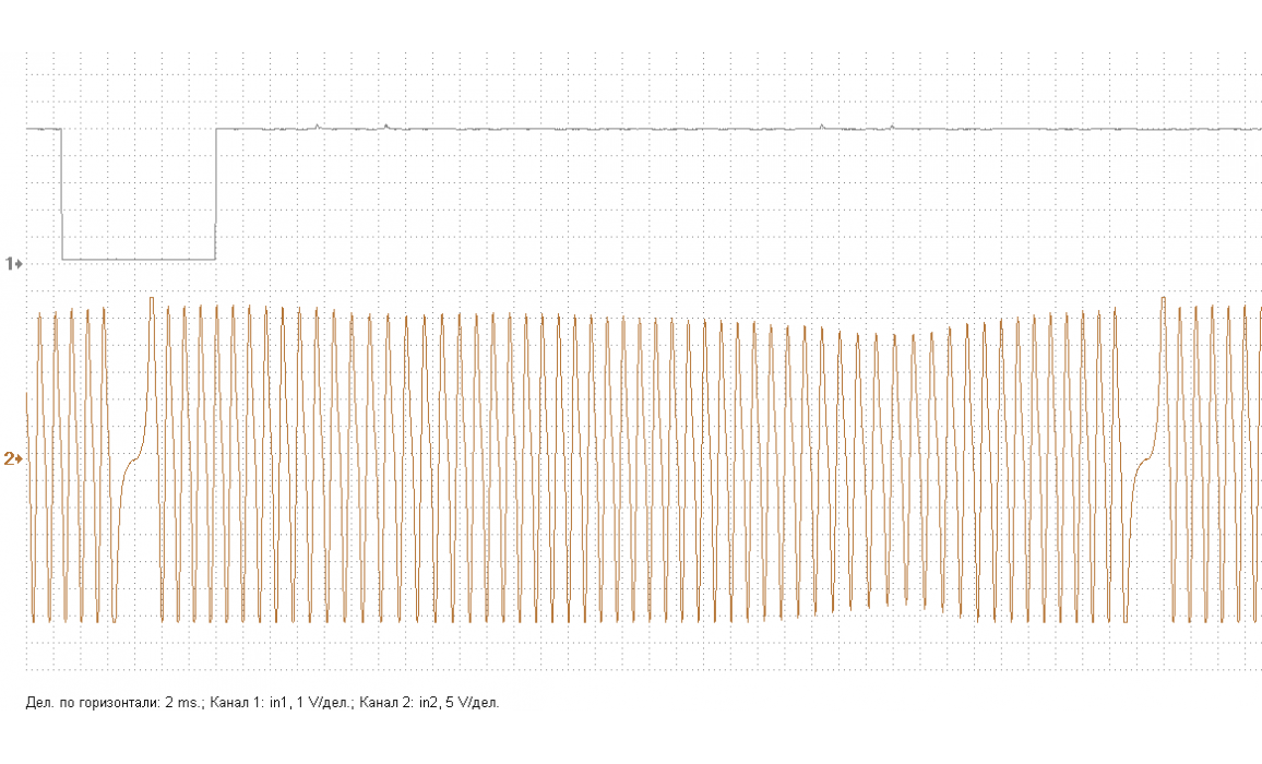 Good timing - CKP & CKM signal - Renault - Kangoo I 1997-2007 : Image 2