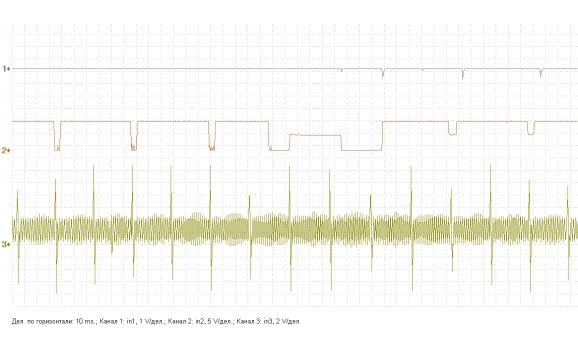 Faulty CMP sensor - Output voltage - GAZ - 3302 Газель 1994-2010 : Image 3