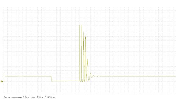 Внутренний пробой катушки - Primary voltage - Opel - Astra H 2004–2014 : Image 1