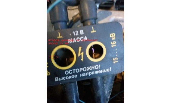 Ignition system problems - CKP signal & Syncro - VAZ - 2109 1987-2004 : Image 2