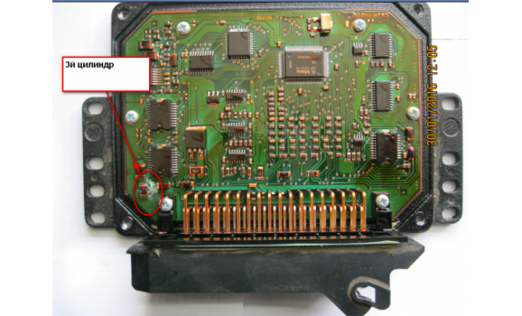 Fuel delivery system problems - CKP signal & Syncro - Daewoo - Sens 2000- : Image 1