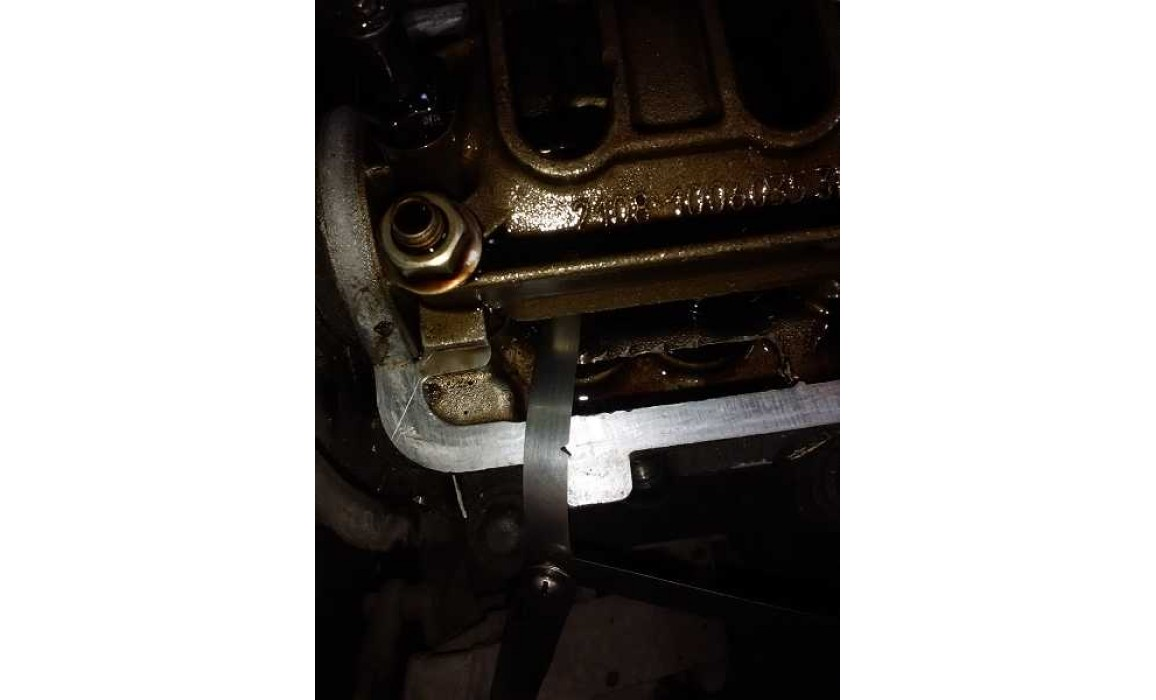 Timing belt system problems - CKP signal & Syncro - VAZ - Kalina 2004-2013 : Image 1