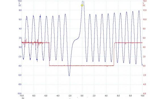 Good timing - CKP & CKM signal - Opel - Corsa C 2000–2006 : Image 1