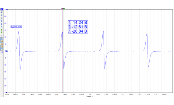 Good - Output voltage - Audi - A6 (C5) 1997-2004 : Image 1