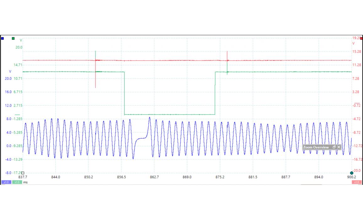 Good timing - CKP & CMP signal - Audi - S4 (B5) 1997-2001 : Image 1