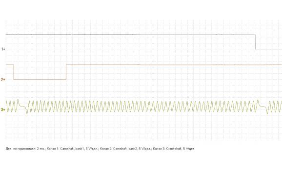 Good timing - CKP & CKM signal - Audi - A6 (C5) 1997-2004 : Image 2