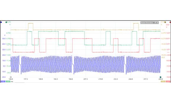 Good timing-CKP & CMP signal-Audi-A4 (B6) 2000–2006 : Image 1