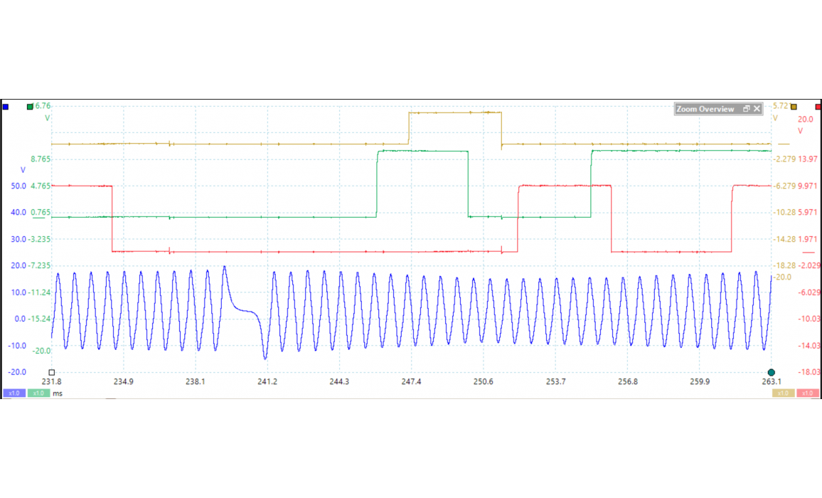 Эталон синхронизации-Сигнал ДПКВ + ДПРВ-Audi-A4 (B6) 2000–2006 : Image 2