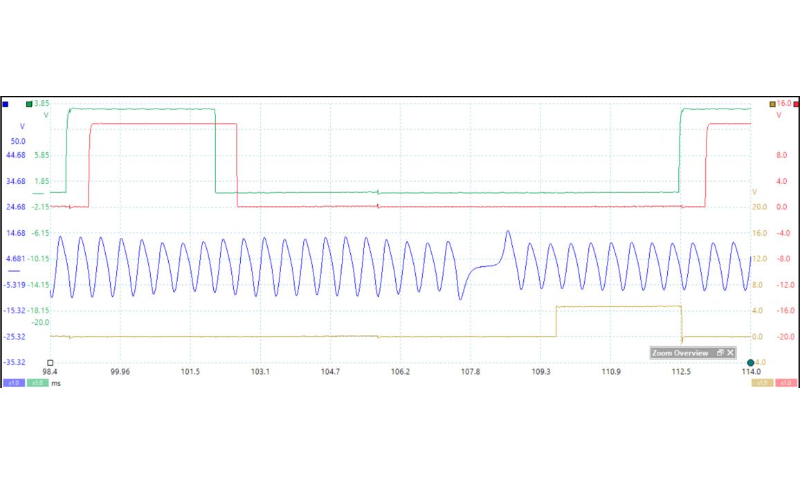 Эталон синхронизации - Сигнал ДПКВ + ДПРВ - Audi - S4 (B7) 2005-2009 : Image 1