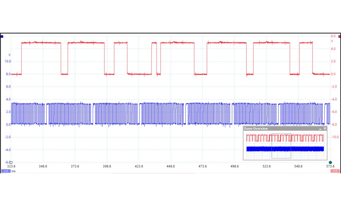 Эталон синхронизации - Сигнал ДПКВ + ДПРВ - VW - Jetta / Bora A5 2005-2010 : Image 2