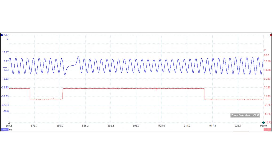 Эталон синхронизации - Сигнал ДПКВ + ДПРВ - Audi - A5 (B8) 2007-2016 : Image 1