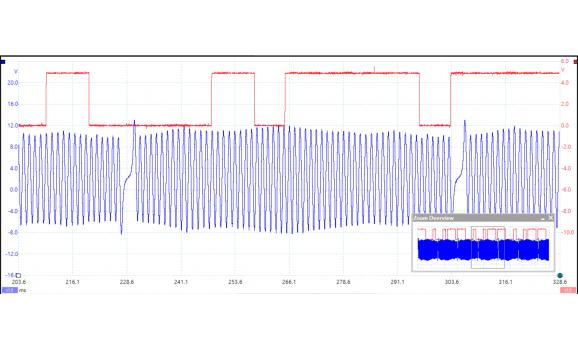 Good timing - CKP & CMP signal - VW - Tiguan 2007-2017 : Image 1