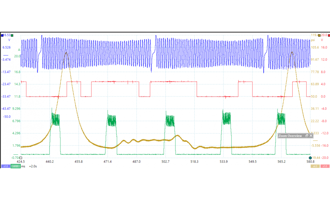 Good timing - CKP, CMP & in-cylinder pressure - VW - Tiguan 2007-2017 : Image 4