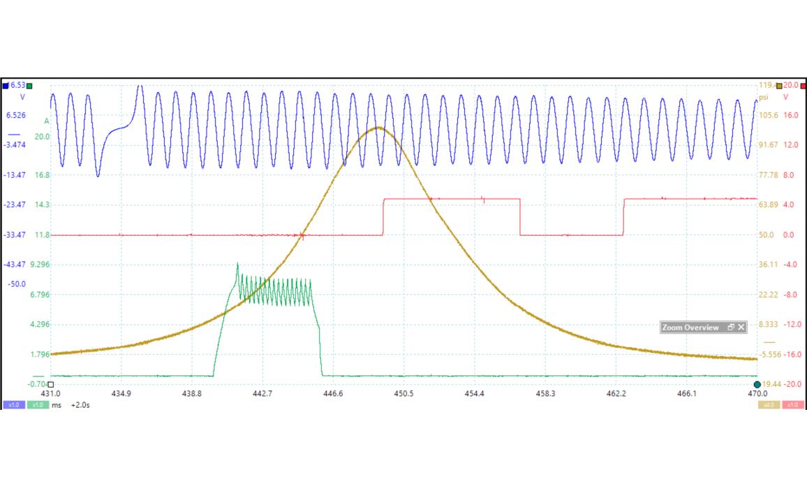Good timing - CKP, CMP & in-cylinder pressure - VW - Tiguan 2007-2017 : Image 3