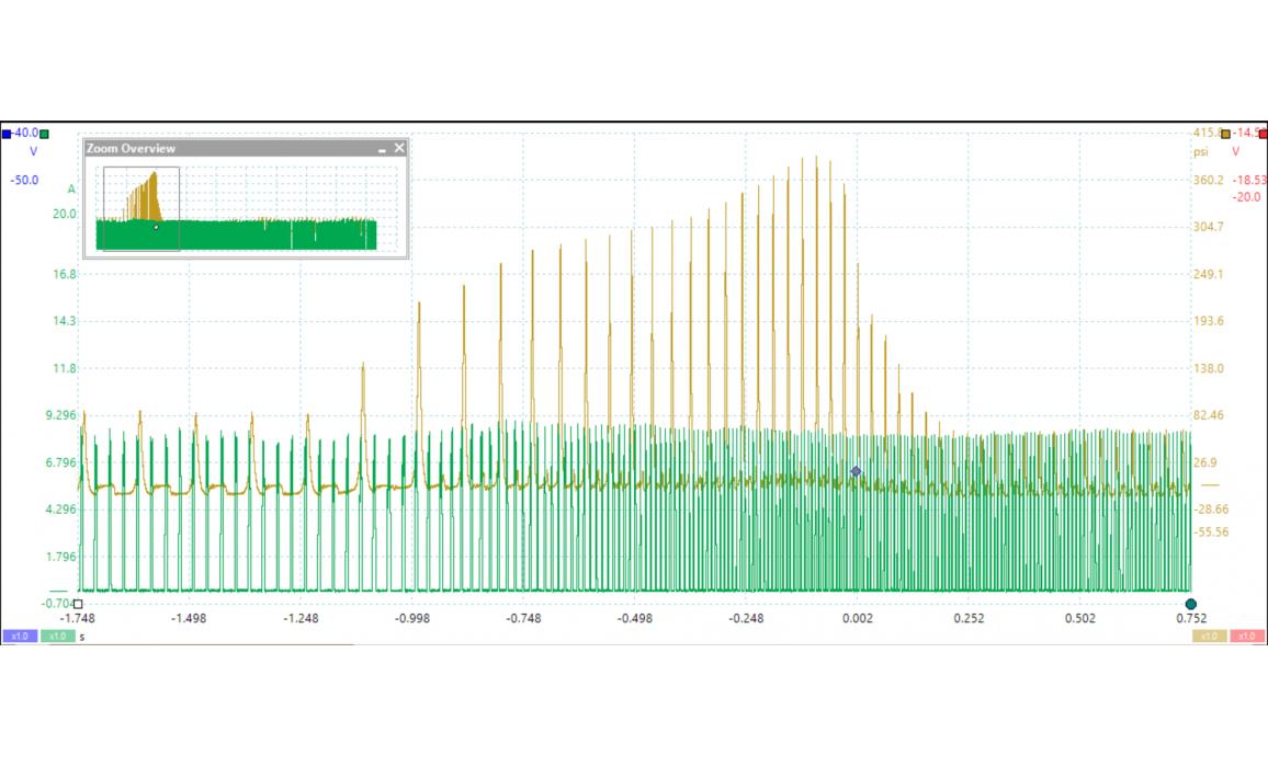 Good timing - CKP, CMP & in-cylinder pressure - VW - Tiguan 2007-2017 : Image 2