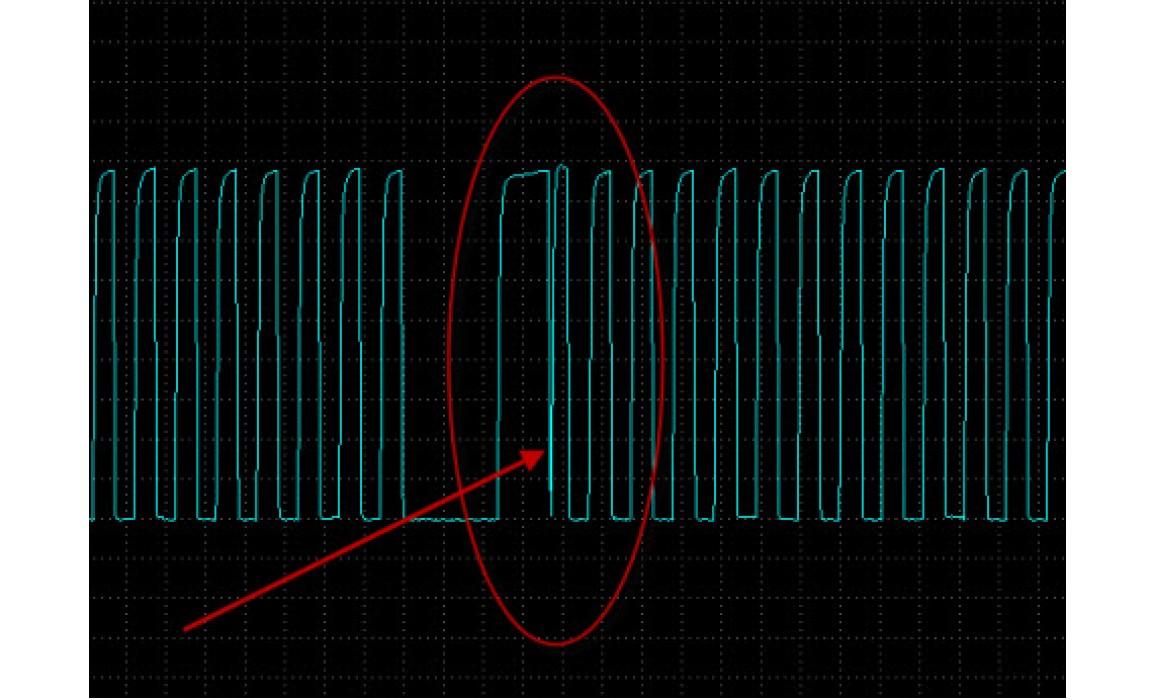 Неисправность ДПКВ - Выходное напряжение - Mazda - 6 2002-2008 : Image 1
