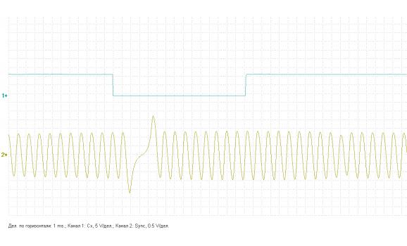 Faulty CMP sensor - CKP & CKM signal - VAZ - 2110 1995-2007 : Image 1