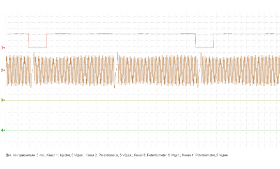 Good timing - CKP & CKM signal - VAZ - 2114 2001-2013 : Image 2