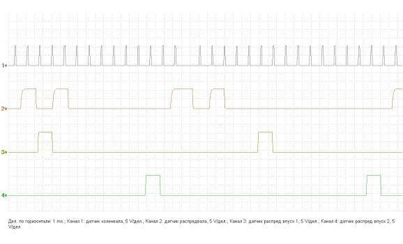 Good timing - CKP & CKM signal - Infiniti - FX45 2003-2008 : Image 2