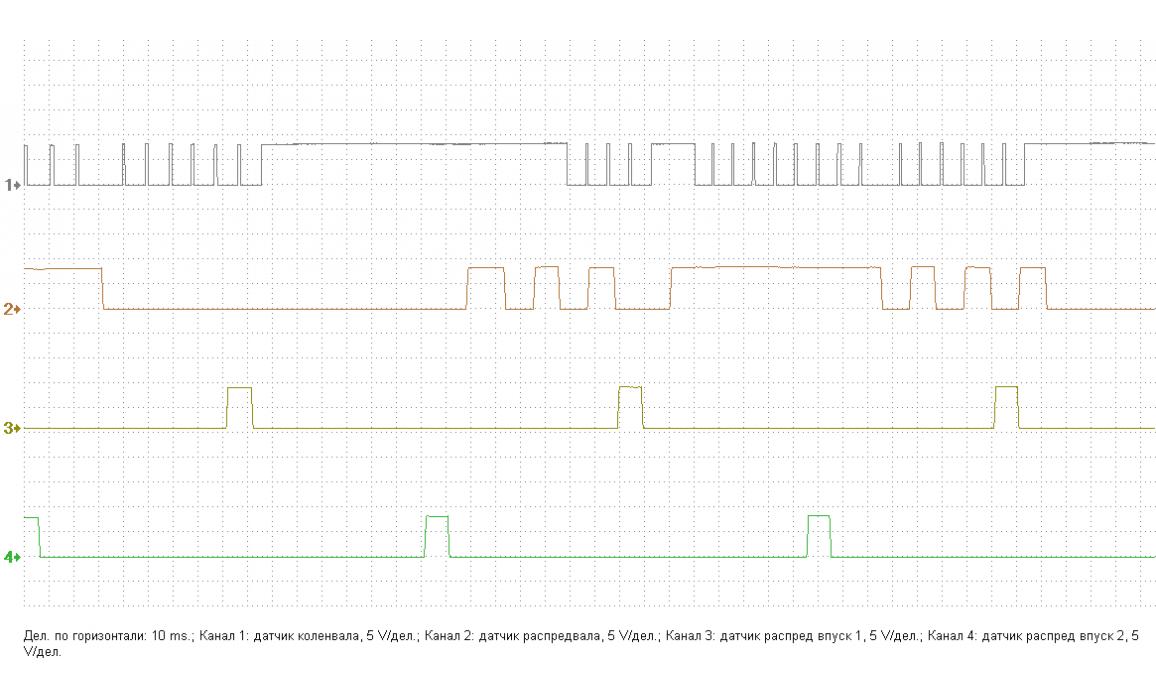 Faulty CKP sensor - Output voltage - Infiniti - FX45 2003-2008 : Image 2