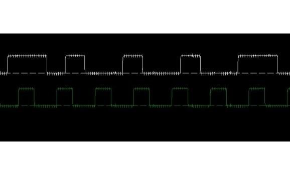 Эталон синхронизации - Сигнал ДПКВ + ДПРВ - Hyundai - Terracan 2001-2007 : Image 1