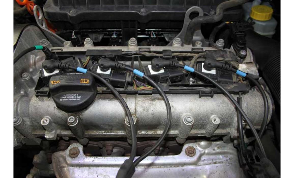 Эталон - Вторичное напряжение (индуктивный датчик Lx) - Seat - Ibiza 6J 2008-2017 : Image 3