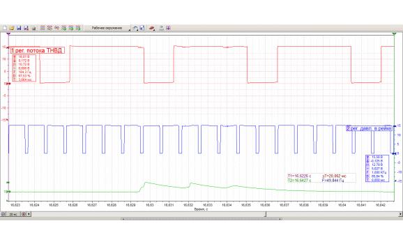 Good - Operating voltage & Syncro - KIA - Carens 2006-2013 : Image 1