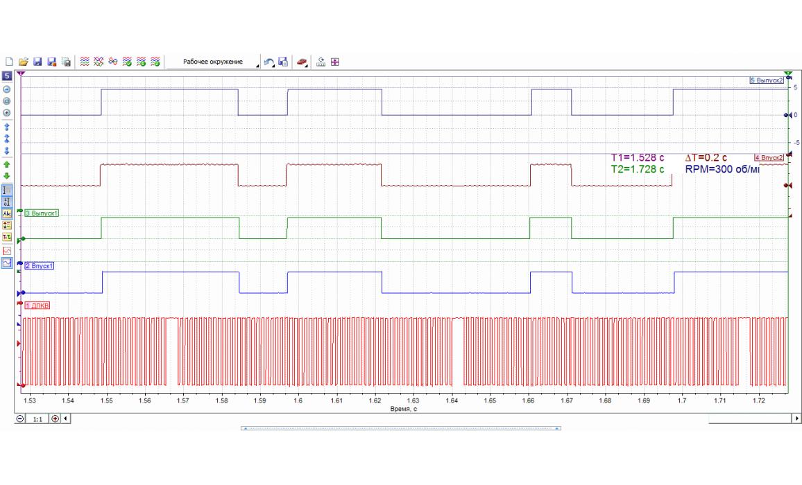 Good timing - CKP & CKM signal - BMW - X6 E71 2007-2014 : Image 2