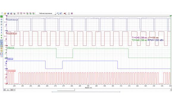 Good timing - CKP & CKM signal - BMW - 3 E90/E91/E92/E93 2004-2013 : Image 2